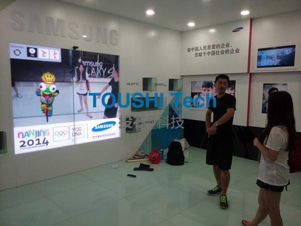 咨询多媒体展厅,数字展厅专业设计, 请联络南京投石科技有限公司